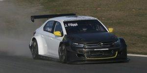 WTCC 2017: Citroen-Privatteams testen in Spanien