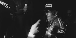 Dank Stuck: So entging Niki Lauda 40 Minuten Höllenqualen