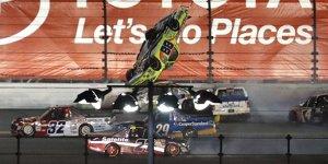 Daytona: Massencrashes und jüngster Truck-Sieger aller Zeiten