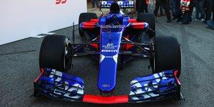 Formel 1 2017: Technische Daten des Toro Rosso STR12
