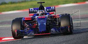 Sainz nur Achter: Toro Rosso legt Fokus auf Zuverlässigkeit