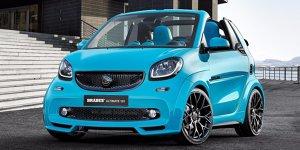 Smart Fortwo Brabus Ultimate 125: Der 50.000-Euro-Smart