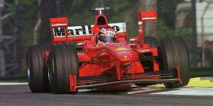 Fotostrecke: Die hässlichsten Ideen der Formel-1-Geschichte