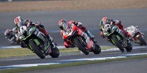 "Jonathan Rea: ""Kawasaki und Ducati fast ebenbürtig"""