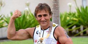 Alessandro Zanardi: 2017 zwei Langstrecken-Triathlons