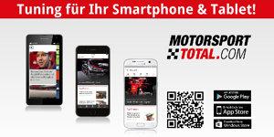 Die neue Motorsport-Total.com App für Android und iOS ist da!