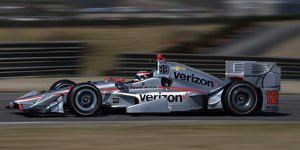 IndyCar-Testfahrten Birmingham: Montoya an Power dran
