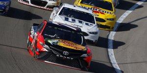 TV-Quoten USA: NASCAR kämpft weiter gegen Allzeittiefs