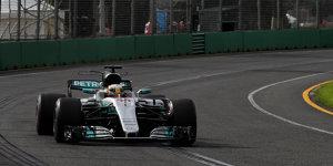 """""""Eigene Liga"""": Mercedes schon mit Kampfansage"""