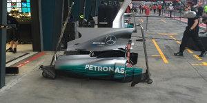 Formel-1-Technik: Was T-Flügel und Co. wirklich bringen