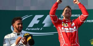 Strategiepatzer: Mercedes knickt vor Vettels Druck ein