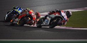 MotoGP Live-Ticker Katar: So lief der Renntag