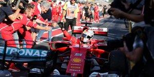 Nach Auftaktsieg in Melbourne: Ist Ferrari wirklich titelreif?
