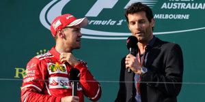 Mark Webber: Bitte nicht noch mehr Formel-1-Rennen!