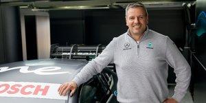 Einblick in die Entwicklung des DTM-Mercedes