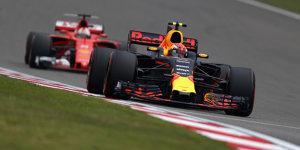 Max Verstappen sicher: Bin so gut wie Vettel und Hamilton