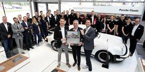Ausgezeichnet: Porsche Zentrum Böblingen