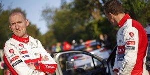 Heimliche Helden: So hart ist der Job des Rallye-Beifahrers