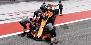 Pannen, Frust, Sarkasmus: McLaren-Honda in der Sackgasse?