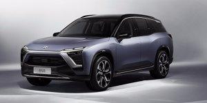 Premiere für Elektro-SUV Nio ES8, Supersportler Nio EP9 bestellbar
