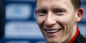 Formel E: Mike Conway ersetzt Loic Duval in Paris