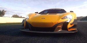 RaceRoom: V0.3.0.5654 und McLaren 650S GT3 am Start