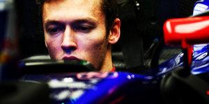 Daniil Kwjat: Warum die Formel-1-Karriere vorläufig gerettet ist