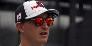 Indy-500-Tests: Rahal unterstellt Chevrolet Sandbagging
