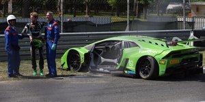 """Chaos in Monza: """"Bentley-Boy"""" Smith räumt ab"""