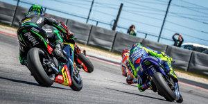 Rossi: Warum fahren die Moto2-Aufsteiger so aggressiv?