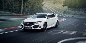 Honda Civic Type R 2017: Rundenrekord auf der Nordschleife