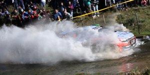WRC Argentinien 2017: Zeitplan, Route, Livestream