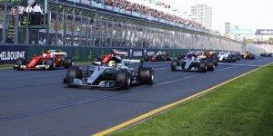 So schwierig sind die Rennstarts in der Formel 1 2017