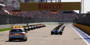 TV-Programm Formel 1 Sotschi: Livestream und Live-TV