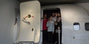 Überflieger: Flieger-Nachwuchs in der Boeing