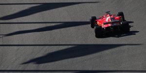 """Ferrari warnt trotz Mega-Freitag: """"Der Abstand ist künstlich"""""""
