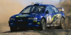 Fotostrecke: Die zehn knappsten WRC-Entscheidungen
