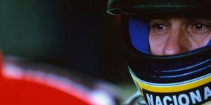 Alonsos Vorbild: Der Tag, als Ayrton Senna ein IndyCar testete
