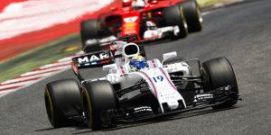 Schon wieder Massa! Doch Vettel nimmt Schuld auf sich