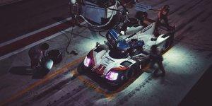 Porsche im Le-Mans-Fieber: Dauerlauf in Aragon