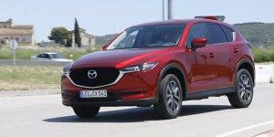 Mazda CX-5 2017: Bilder & Infos zu Preis, Daten, Abmessungen