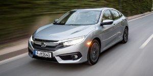 Honda Civic Limousine 2017: Vorstellung, Bilder, Motoren, Daten & Preis