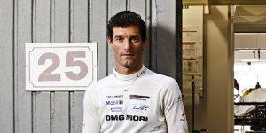 Webber bleibt hart: Keine LMP1-Fahrten mehr