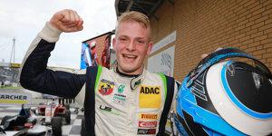 Formel 4 Lausitzring: Souveräner Debütsieg für Julian Hanses