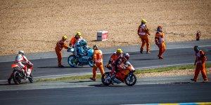 Moto3 Le Mans: Joan Mir siegt nach Massencrash - Öttl auf 21