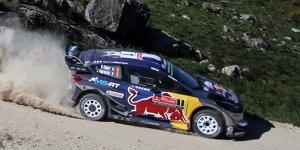 WRC Portugal: 40. Karrieresieg für Sebastien Ogier