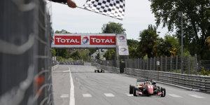 Formel-3-EM: Maximilian Günther gewinnt Grand Prix de Pau