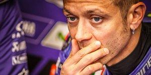 Entwarnung: Valentino Rossi auf dem Weg der Besserung