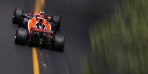 McLaren hält Sponsoren mit Indy-Ausflug bei Laune