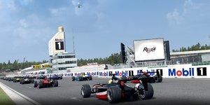Automobilista: V1.40 mit F-Ultimate-Serie, Verbesserungen, Hockenheimring